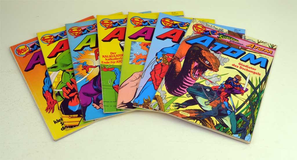 Comics Zur Auswahl Superman Superband Z:1 Band 2-30 Ehapa